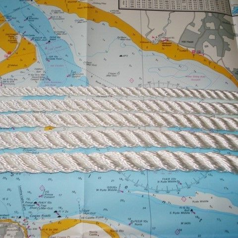 3 Strand Polyester 16mm