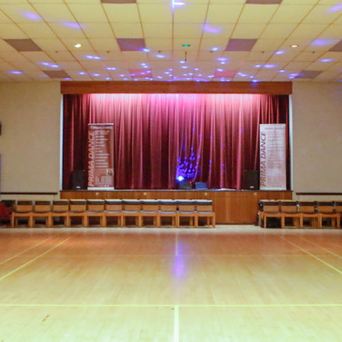 Saturday Dance's Unitarian Hall