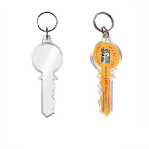 Promotional Plastic Keyrings
