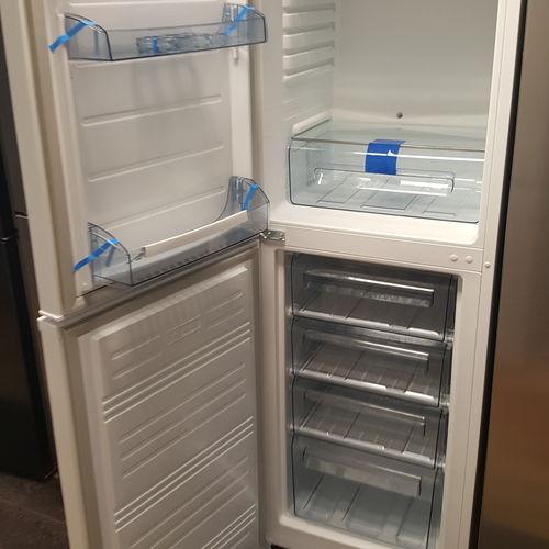 KENWOOD KS55W17 50/50 Fridge Freezer - White