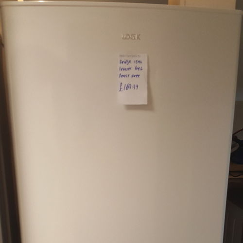 LOGIK LFC55W16 50/50 Fridge Freezer - White