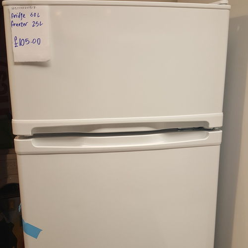 Undercounter Fridge Freezer 70/30 - White