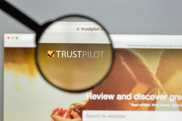 Leave Us A Review On Trustpilot!