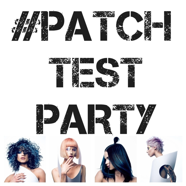 #PatchTestParty