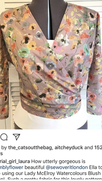 Sew Over It Ella Top
