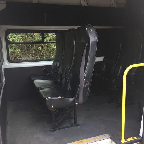 2012 FORD TRANSIT CREW CAB