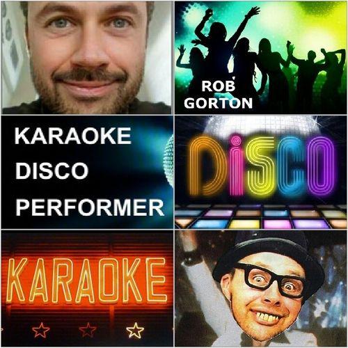 ROB GORTON DISCO & KARAOKE