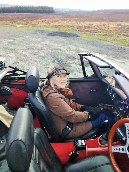 Out and About in the Midget