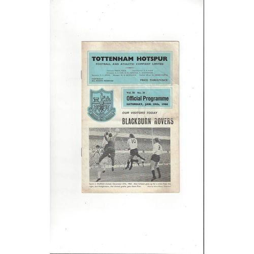 Blackburn Rovers Away Football Programmes
