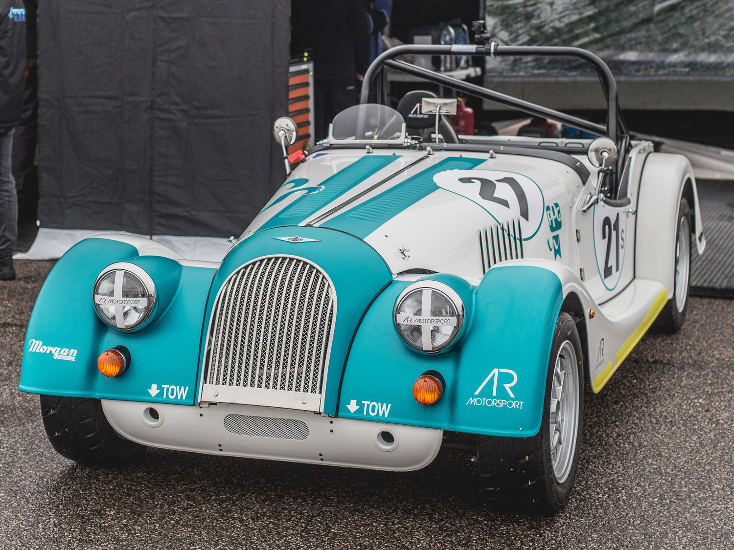 Morgan +4 Club Sport