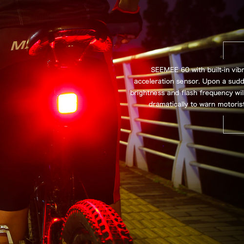 Magicshine Seemee 60 Lumens Rear Light