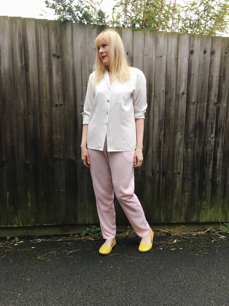 Chantelle's Tilly and the Buttons Marigold trousers