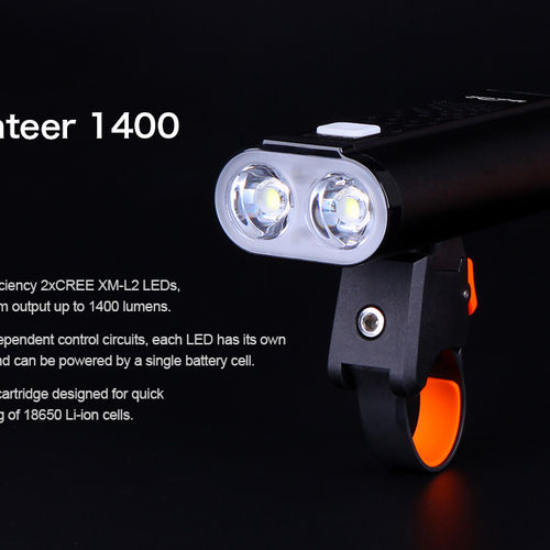 Magicshine Monteer 1400 Lumen USB Bike Light
