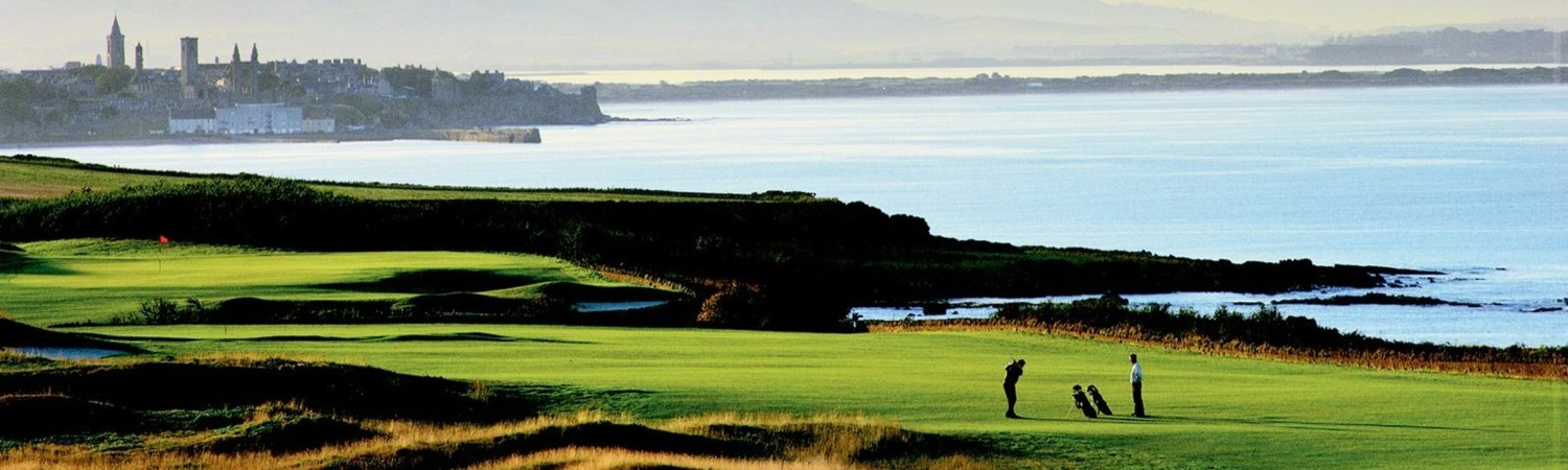 St. Andrews courses
