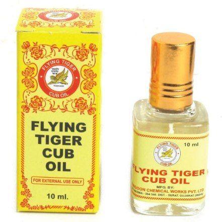 Flying Tiger Cub Oil