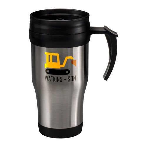 Stainless Steel Thermal Travel Mugs
