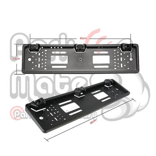 License Plate Rear Parking Sensors Audio Park Mate PM150