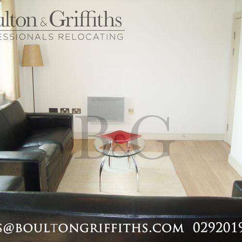 Property For Sale In Cardiff - 2 Bedroom Apartment, Cardiff Bay