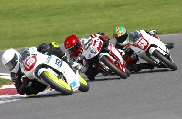 Scott Ogden Racing #19 (BTC, Round 1 British Motostar)