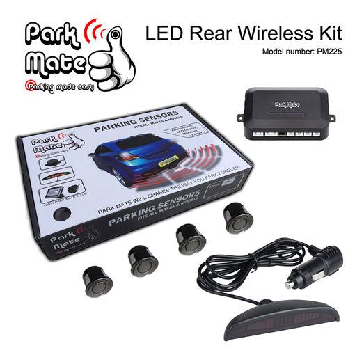 Wireless LED Display Rear Parking Sensor Kit PM225