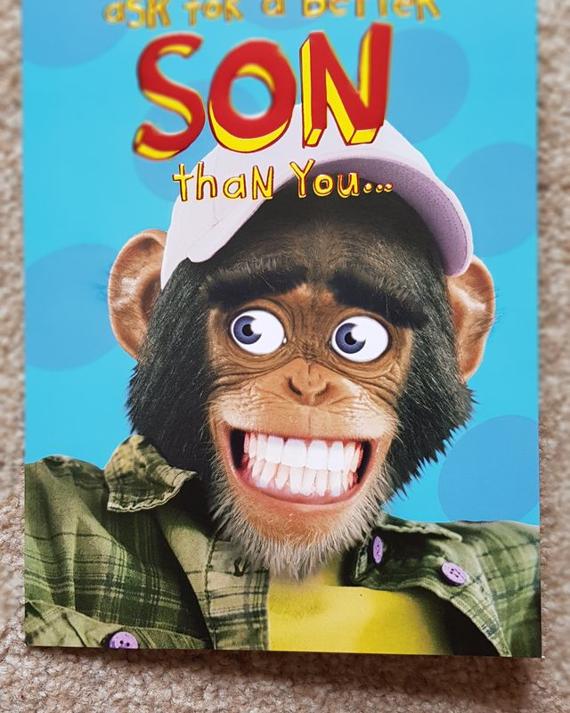 Happy Birthday Son Card Remember That Card Greeting Cards And