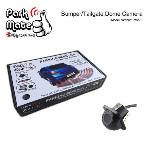 Bumper/Tailgate Dome Camera PM870