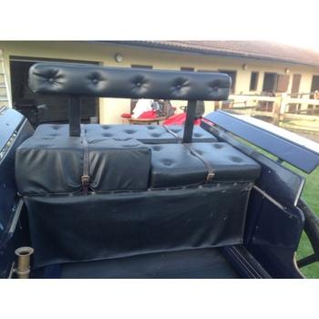 Fenix rally cart suit 13.2-14.2hh ref (754765)