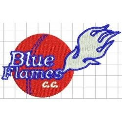 Blue Flames CC