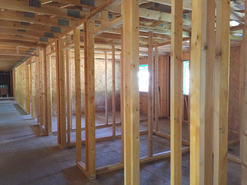 Construction Sites & Timber Frame