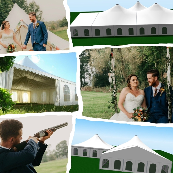 Bespoke Marquee coming to Cherished Memories 2019