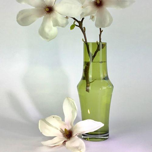 Vase by Tamara Aladin for Riihimaki 1960s