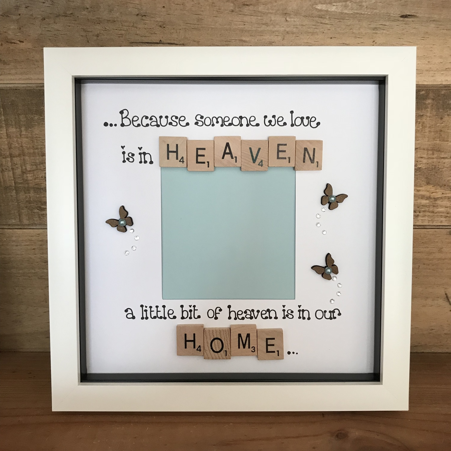 In Loving Memory Crafty Monkey Personalised Gifts For All