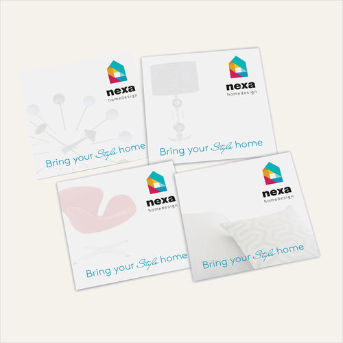 Sticky - Smart Notes - Quartet Print