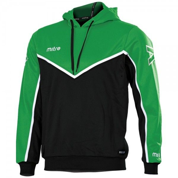 Wallsend Boys Club Mitre Primero Poly Hoody