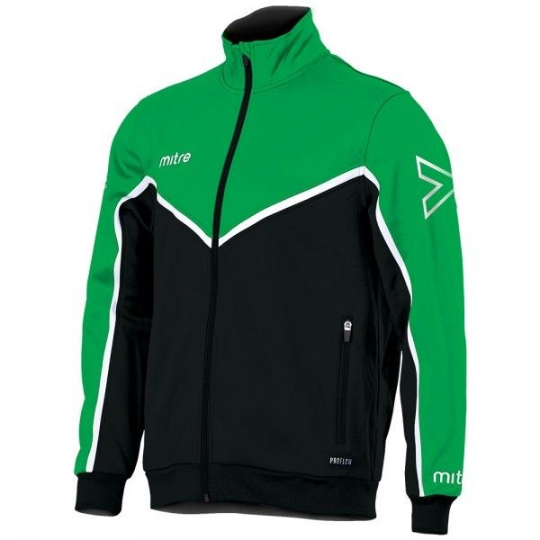 Wallsend Boys Club Mitre Primero Poly Track Jacket