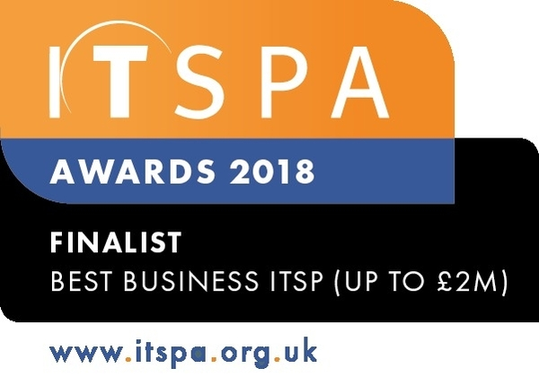 Finalists for the ITSPA 2018 Best Business ITSP (up to £2m) award