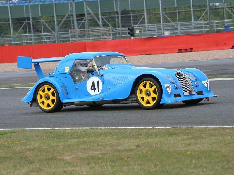 Historic Racing - Morgan +8 GT