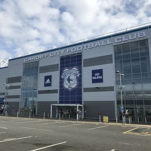 Cardiff City Football Stadium