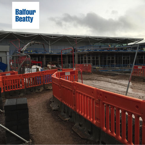Balfour Beatty - Bristol Airport West Terminal Extension