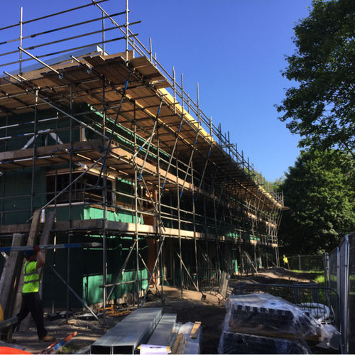 Brynhyfryd Primary Care Centre - WRW Construction