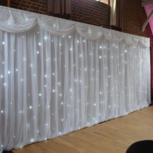 LED Wedding Backdrop