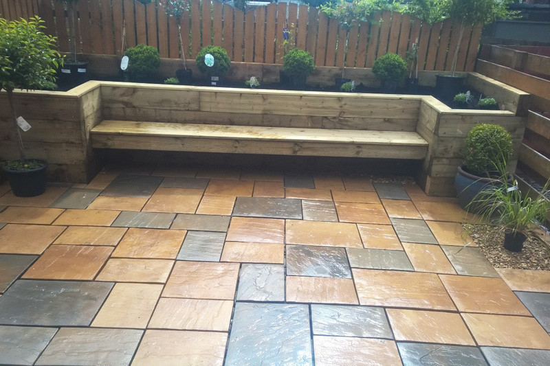 Glasgow Driveways, Glasgow Landscaping Designs, Glasgow Decking Designs