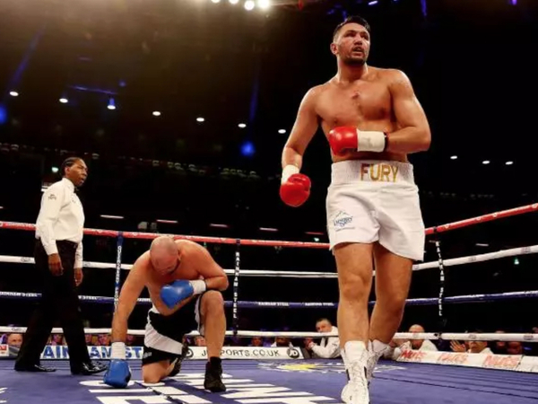 Hughie Fury faces Sam Sexton for the British title
