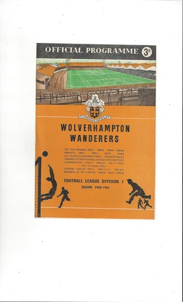 More Football Programmes listed on the website