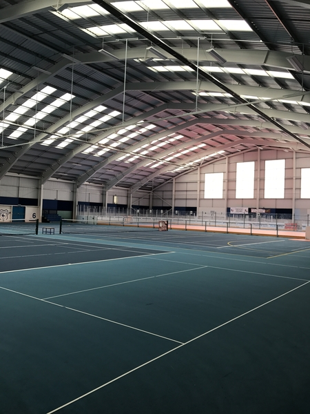 Falcon Fire Carry out Fire Risk Review at Cardiff City Academy of Sport