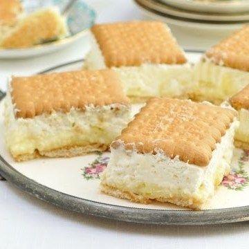 Biscuit Custard