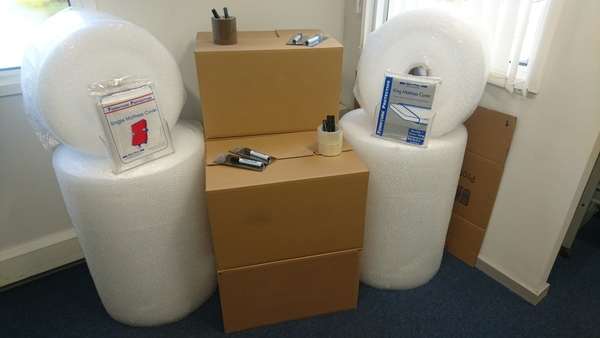 Did you know we sell Packaging Materials?