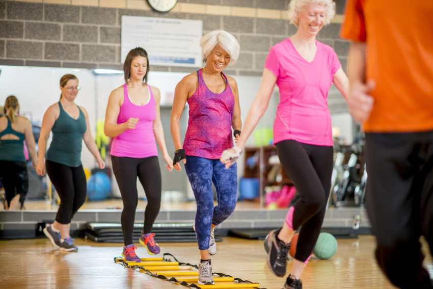 Fitness classes in Essex, Exercise Classes in Essex, Keep Fit classes in Essex