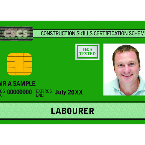 1 day* CSCS Labourer course(QCF Level 1 H&S in a Construction Environment)