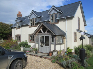 New farmhouse near Winchester